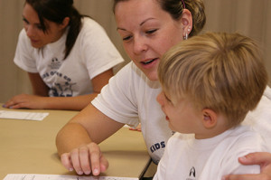 help children master the skills of handwriting
