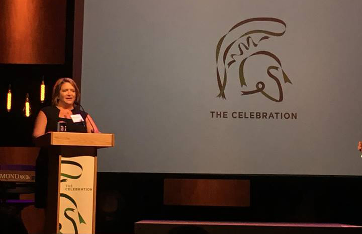 Kids on the Go founder Schena earns MSU honor
