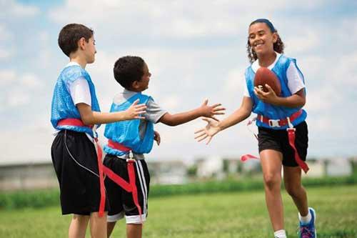 Kids On The Go All-Star Flag Football